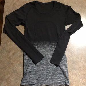 Lululemon Swiftly Long sleeve Size 4